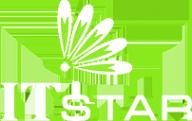 Логотип компании Айти-Стар