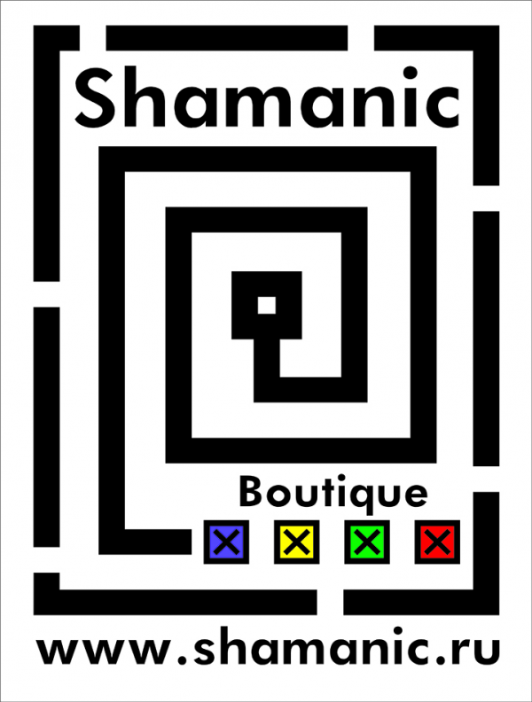 Логотип компании Shamanic Boutique