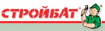 Логотип компании СТРОЙБАТ