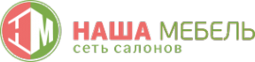 Логотип компании Наша мебель
