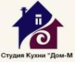 Логотип компании Дом-М