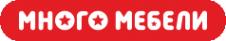 Логотип компании Много Мебели