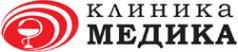 Логотип компании МЕДИКА
