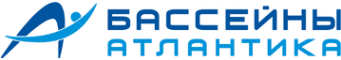 Логотип компании Атлантика