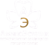 Логотип компании АмикоЭстетик