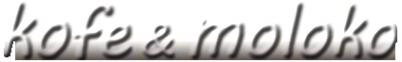 Логотип компании Kofe & Moloko