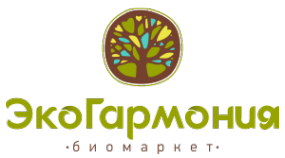 Логотип компании ЭкоГармония
