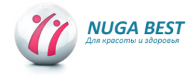 Логотип компании Нуга Бест