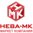 Логотип компании Нева-МК