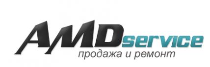 Логотип компании АМД