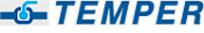 Логотип компании Темпер