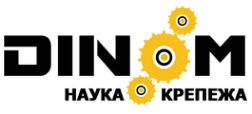 Логотип компании Дином