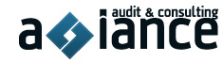 Логотип компании Альянс-Консалтинг и Аудит