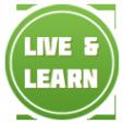 Логотип компании Live & Learn