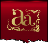 Логотип компании Художественная школа Анастасии Афанасьевой