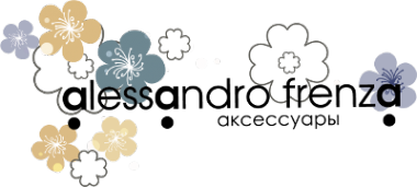Логотип компании Alessandro Frenza
