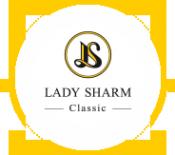 Логотип компании Lady Sharm