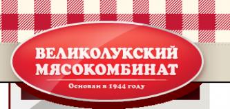 Логотип компании Великолукский мясокомбинат