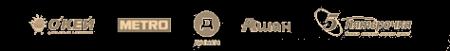 Логотип компании Охтинское