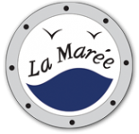 Логотип компании ЛА МАРЕ