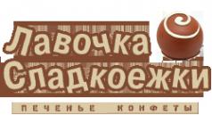 Логотип компании Лавочка сладкоежки