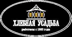 Логотип компании Хлебная усадьба