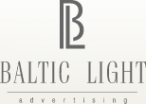 Логотип компании БАЛТИК-ЛАЙТ