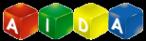Логотип компании AIDA