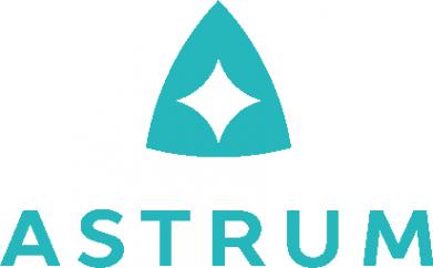Логотип компании АСТРУМ