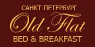 Логотип компании Old Flat
