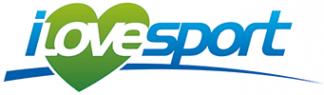 Логотип компании ILOVESPORT