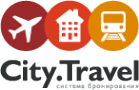 Логотип компании City.Travel