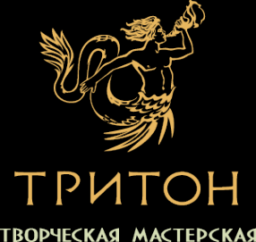 Логотип компании Тритон