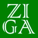 Логотип компании ЗИГА