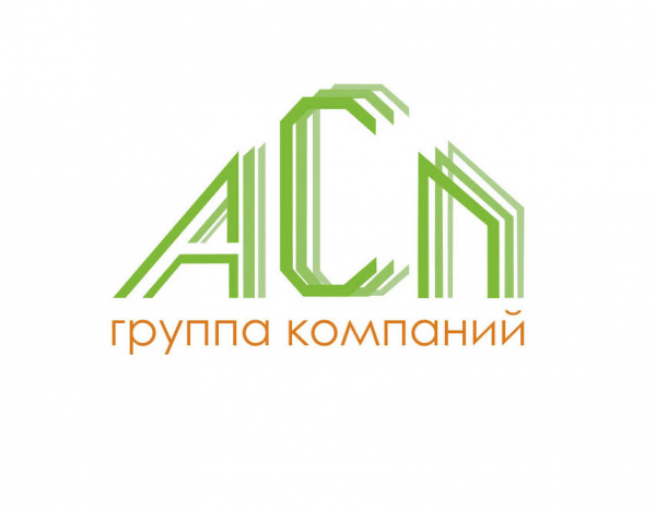 Логотип компании Артстройпроект (ГК АСП)