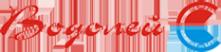 Логотип компании ВОДОЛЕЙ
