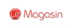 Логотип компании Le Magasin
