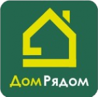 Логотип компании ДомРядом.рф