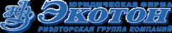 Логотип компании Экотон