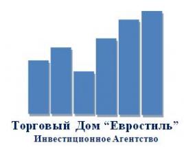 Логотип компании ТОРГОВЫЙ ДОМ ЕВРОСТИЛЬ