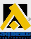 Логотип компании Адвекс. Недвижимость