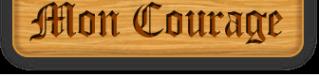 Логотип компании Мон Кураж