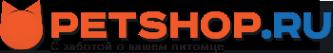 Логотип компании PetShop