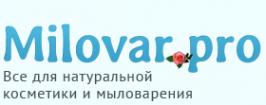 Логотип компании Milovar.pro