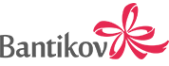 Логотип компании Bantikov