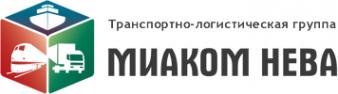 Логотип компании МИАКОМ НЕВА