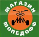 Логотип компании Мопедофф