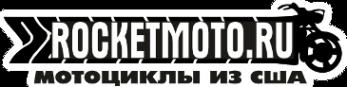 Логотип компании ROCKETMOTO
