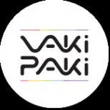 Логотип компании Vaki Paki