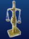 Логотип компании Справедливость